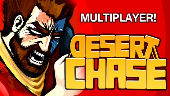 desert chase multiplayer